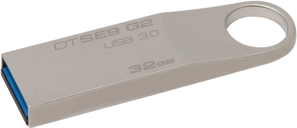 Kingston DataTraveler SE9 G2 32GB USB-накопитель цена
