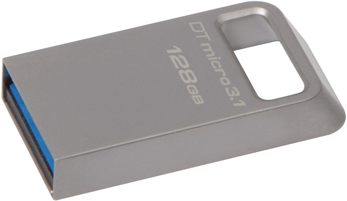 Kingston DataTraveler Micro 3.1 128GB USB-накопитель