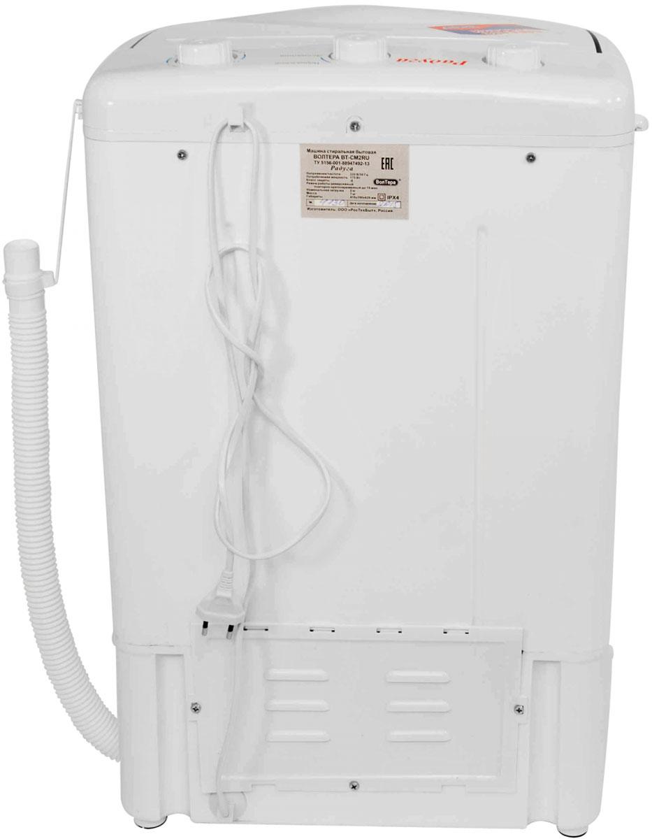 Стиральная машина ВолТек Радуга СМ-2Б, White ВолТек