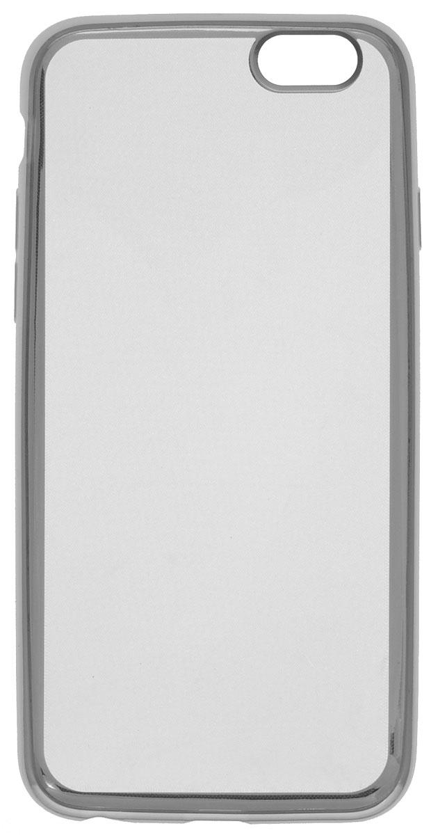 цена на Red Line iBox Blaze чехол для iPhone 6/6s, Silver