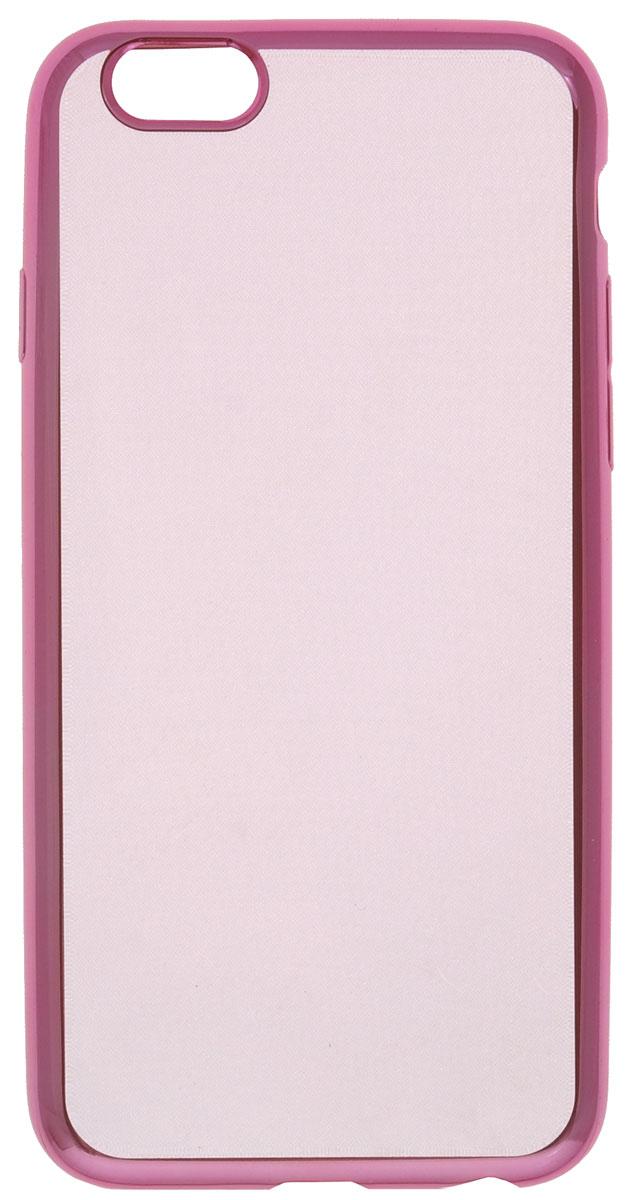 цена на Red Line iBox Blaze чехол для iPhone 6/6s, Pink