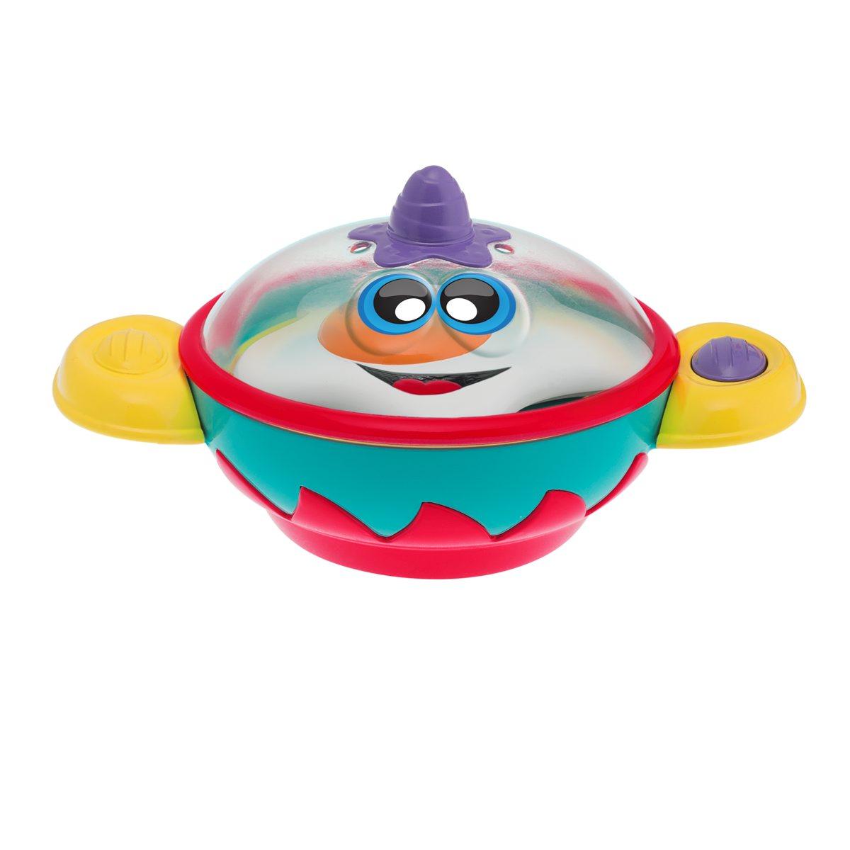 Chicco Музыкальная игрушка Кастрюлька музыкальные игрушки chicco кастрюлька стэн 6 36 месяцев