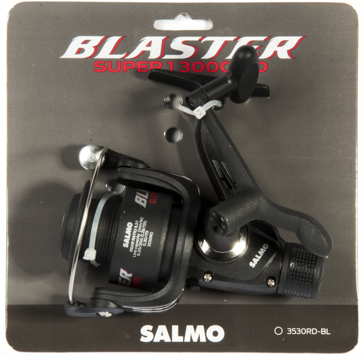 Катушка безынерционная Salmo Blaster SUPER 1 30RD катушка безынерционная salmo supreme ice 10rd