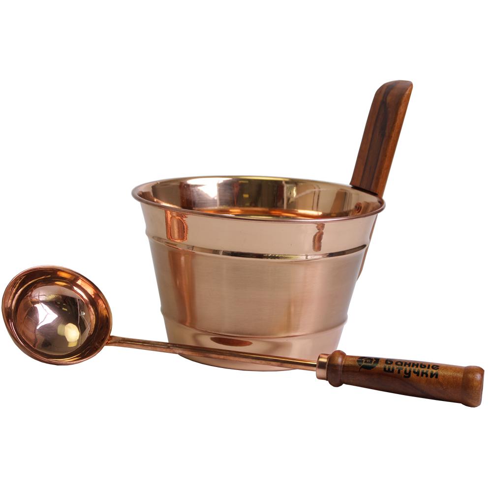 Набор для бани и сауны Банные штучки, 2 предмета. 32035 печь для бани и сауны теплодар русь 18 л профи