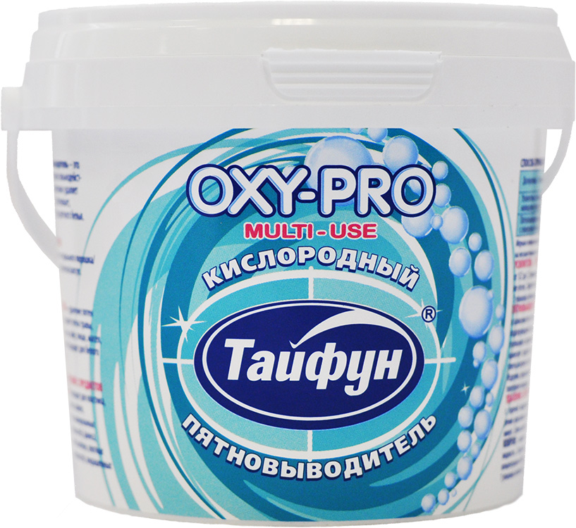 Кислородный пятновыводитель Тайфун OXY-PRO, 270 г цена
