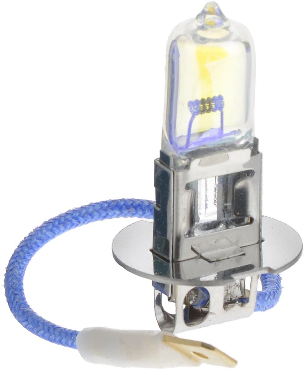 Лампа автомобильная галогенная Nord YADA Rainbow, всепогодная, цоколь H3, 24V, 70W лампа галогенная bosch h3