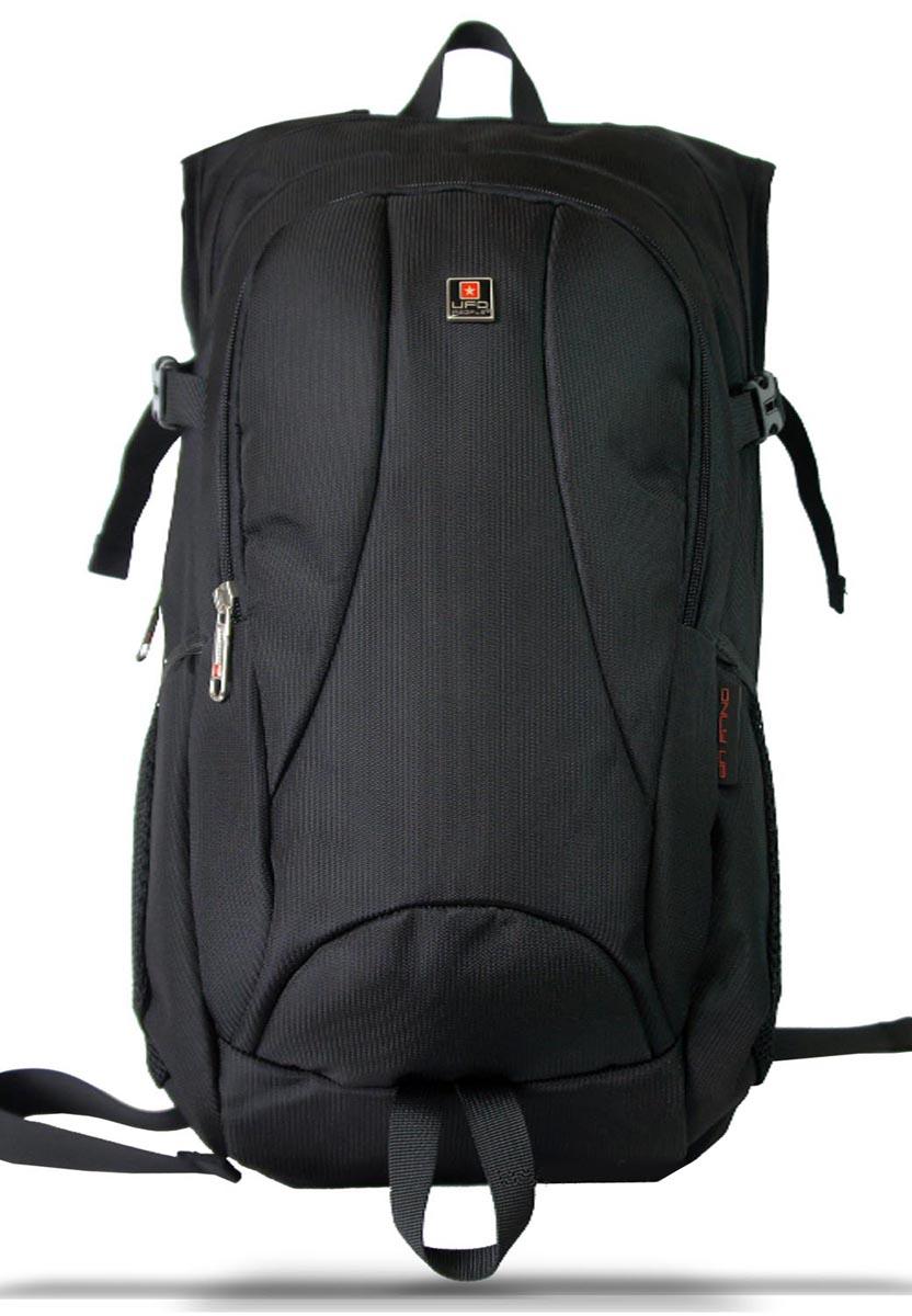 Рюкзак городской UFO people, цвет: черный. 18 л. 036-3