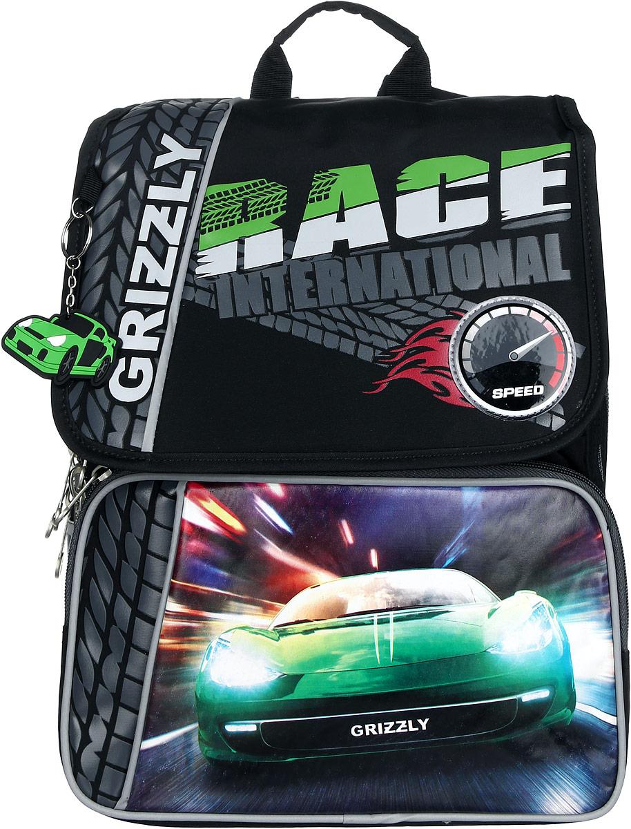 cd1f34b08c1f Grizzly Рюкзак детский Race International — купить в интернет-магазине  OZON.ru с быстрой доставкой