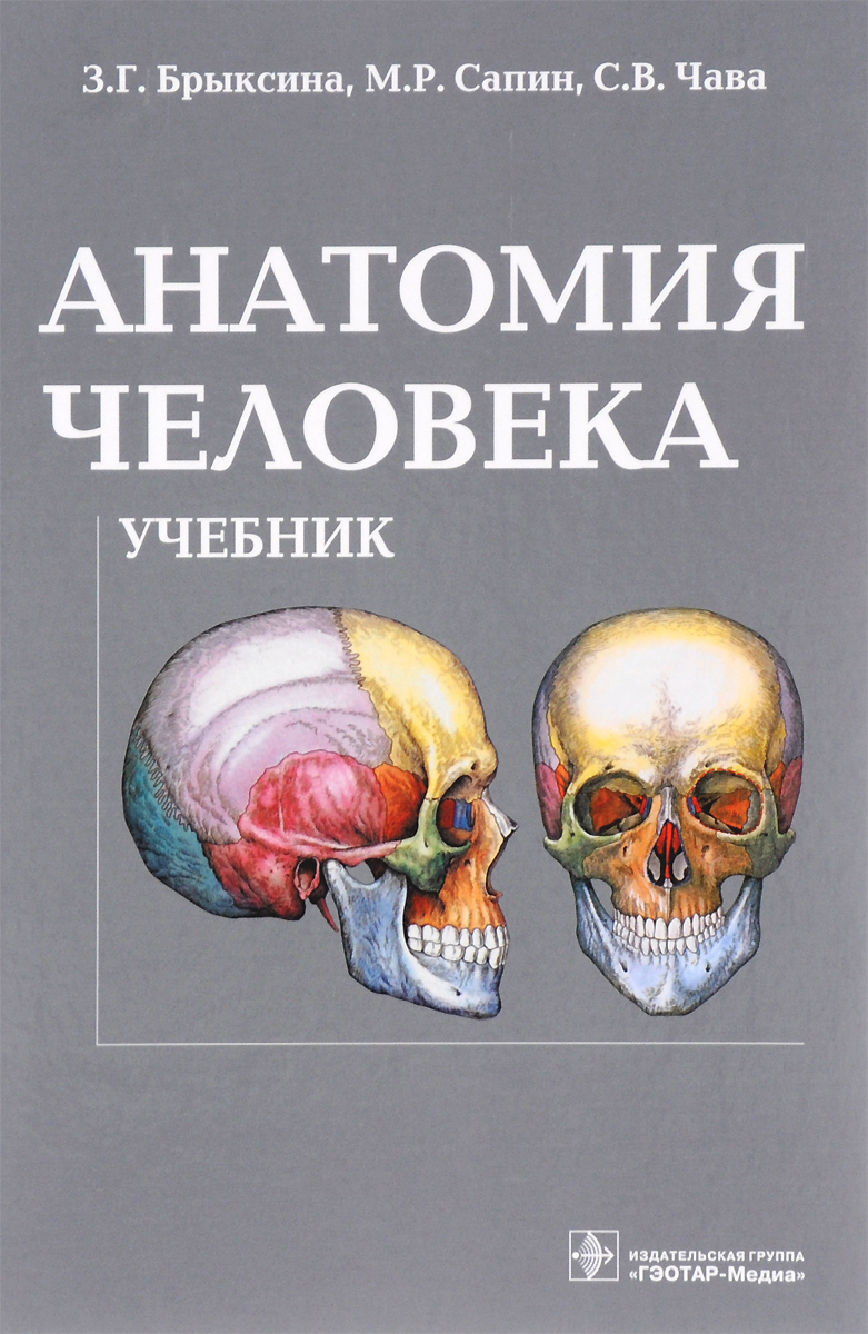 З. Г. Брыксина, М. Р. Сапин, С. В. Чава Анатомия человека. Учебник для тела высших растений характерно строение листостебельное