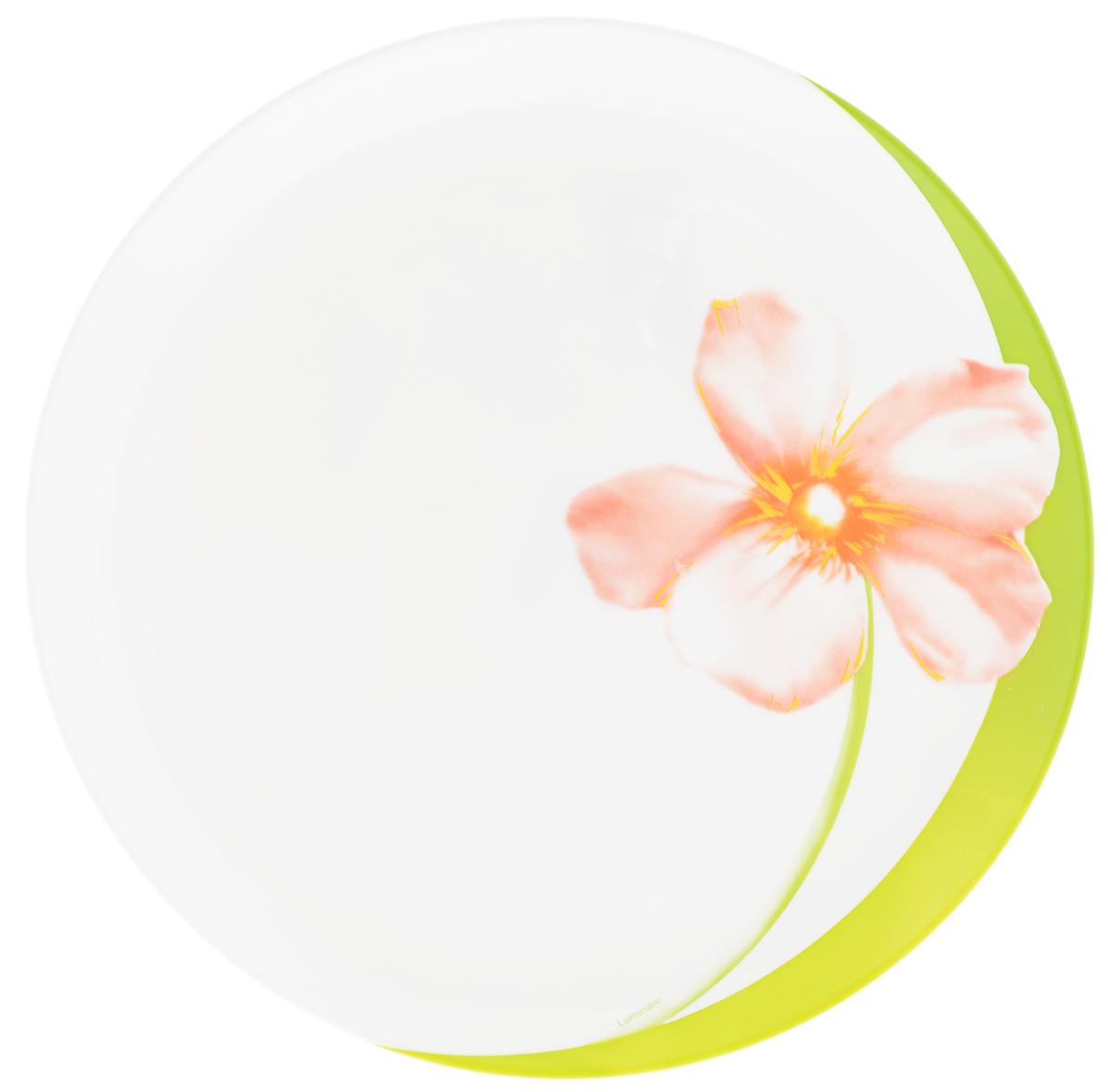 Тарелка обеденная Luminarc Sweet Impression, диаметр 25 см luminarc десертная sweet impression 19 см