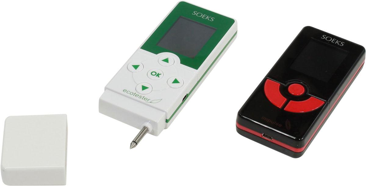Соэкс, White Green Black набор для экологического контроля соэкс 2 эко тестер
