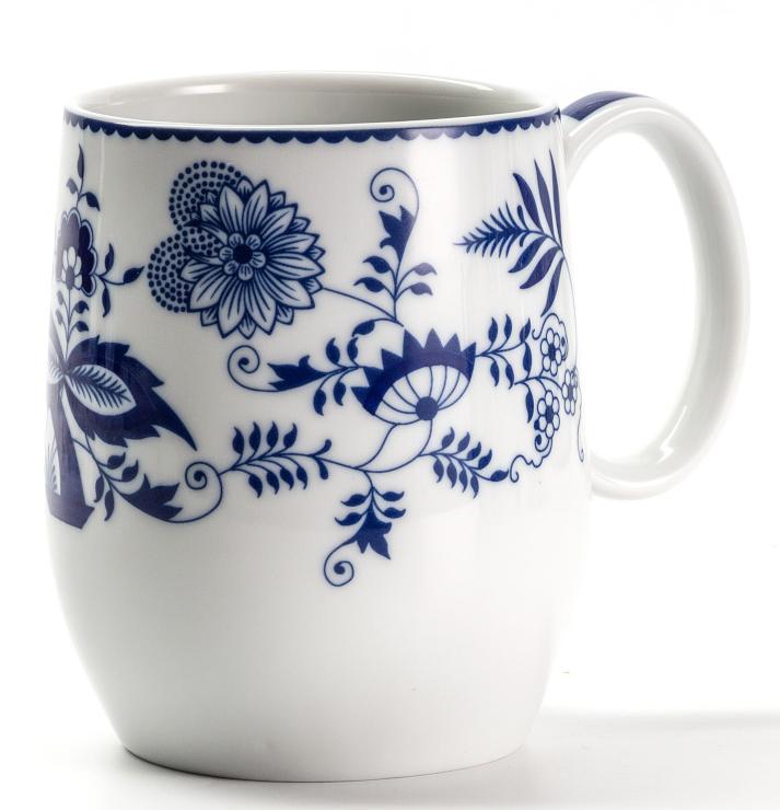 Кружка La Rose des Sables Ognion Bleu, 400 мл чайник заварочный la rose des sables bleu sky 1 7 л