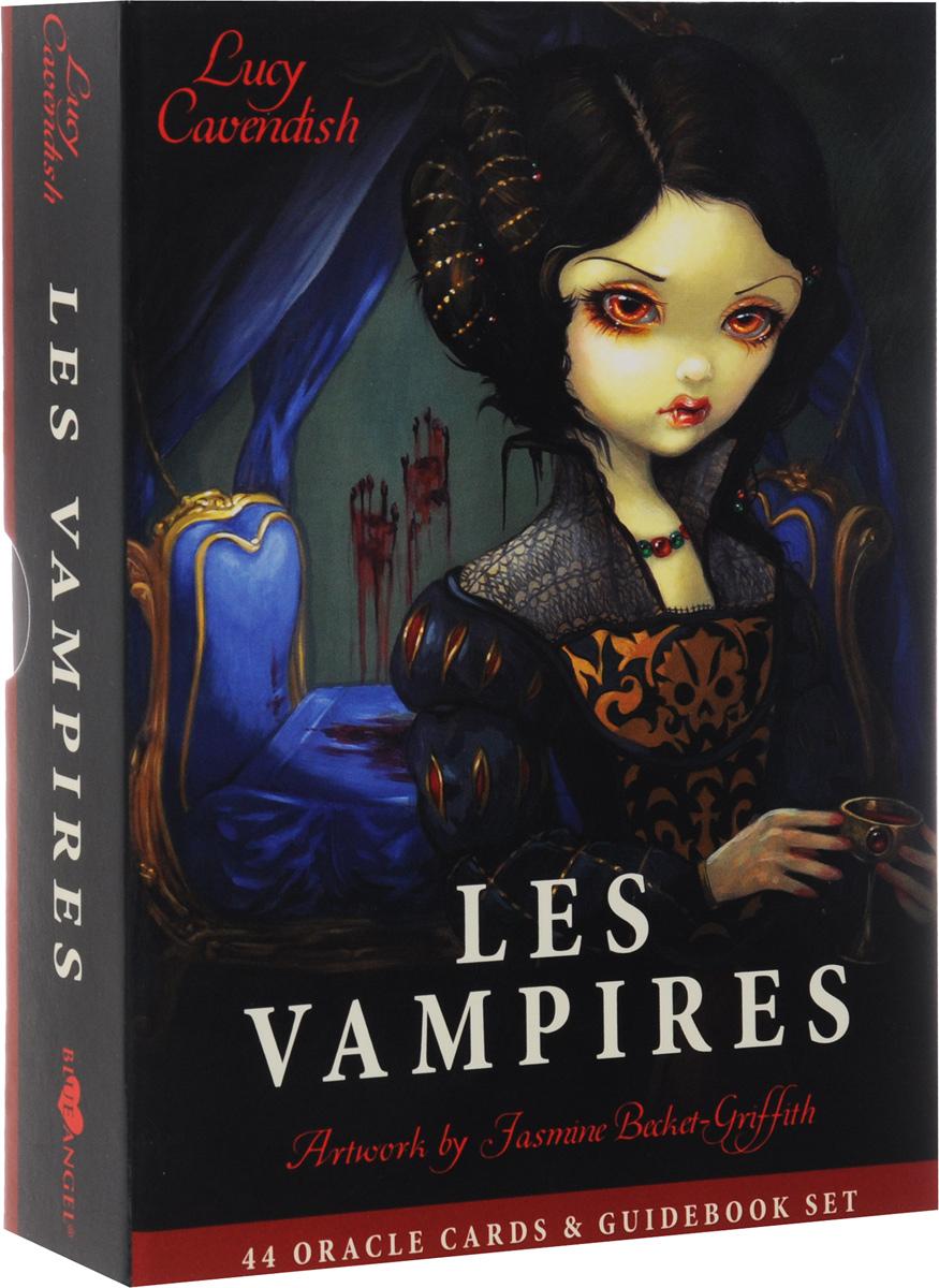 Оракул Blue angel Les Vampires Oracle / Оракул Вампиров, 44 карты, инструкция на английском языке. TSA09 карты оракул blue angel cards oracle of the dragonfae