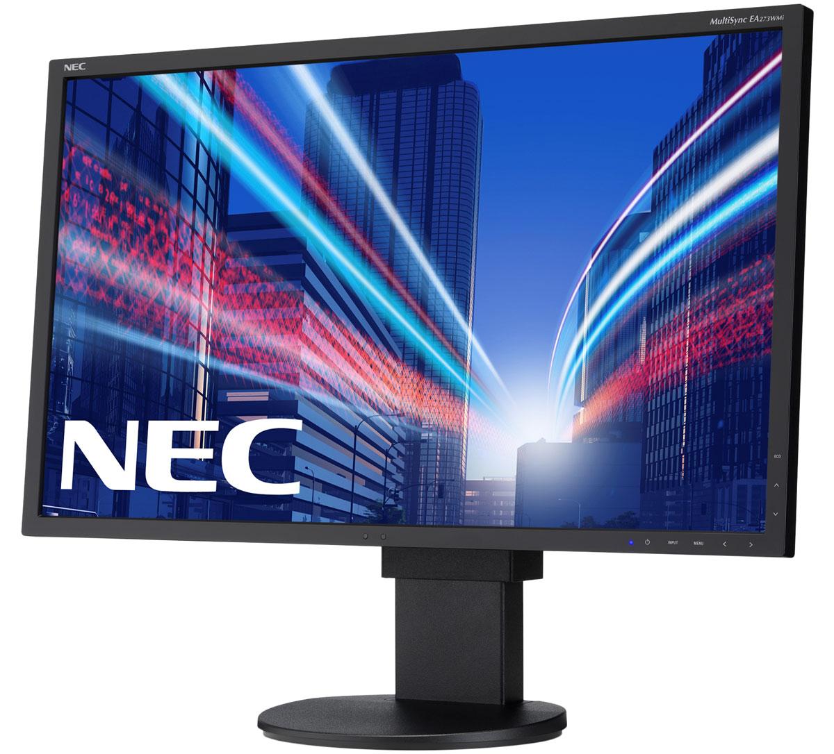 Монитор NEC EA273WMi, Black