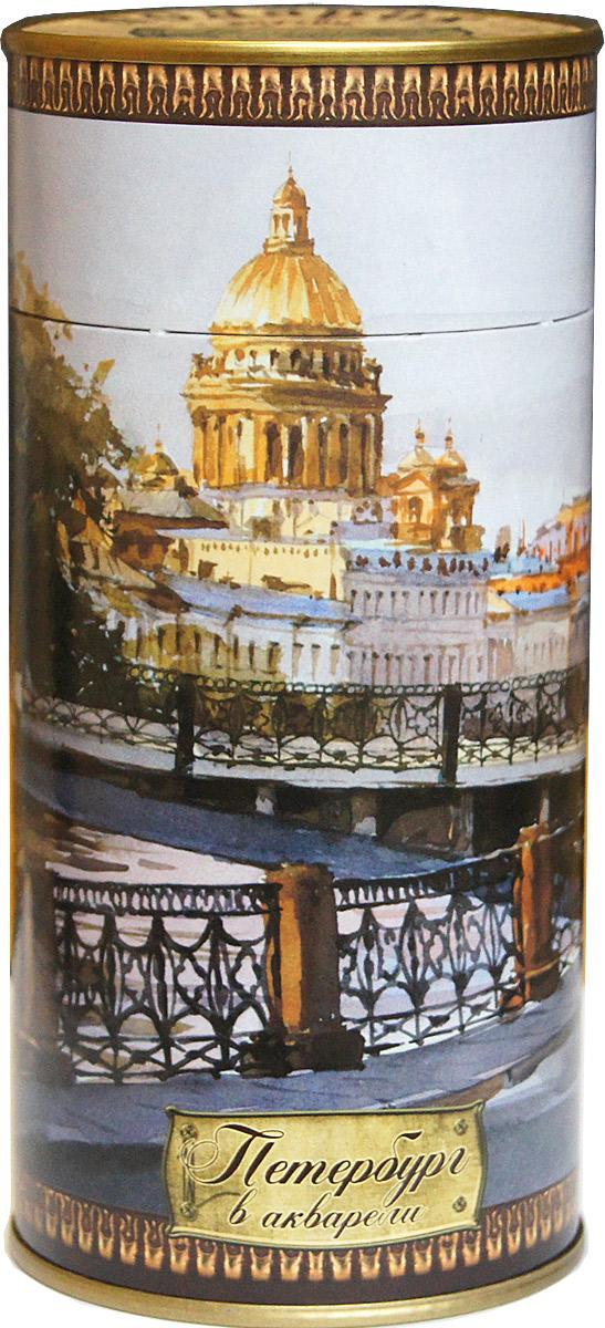 Избранное из моря чая Петербург в акварели. Исаакиевский собор чай черный листовой, 75 г чай блистательный петербург исаакиевский собор шри ланка подарочная упаковка 50гр