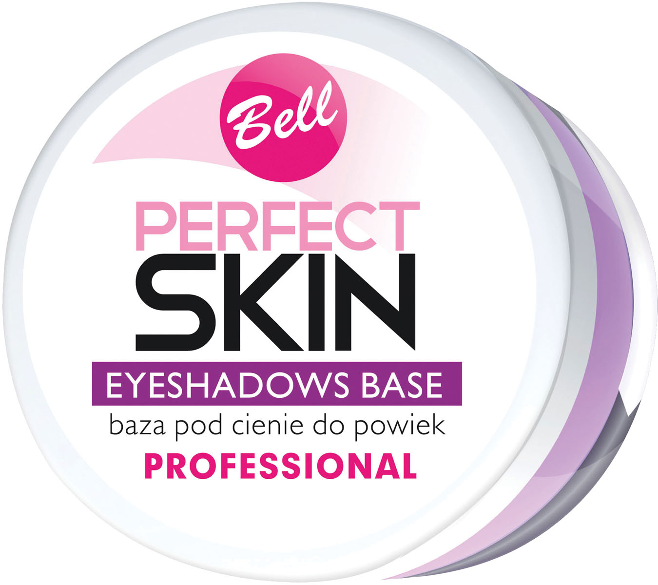 Bell База под тени для век Perfect Skin Eyeshadow Base Тон 20, 4 гр