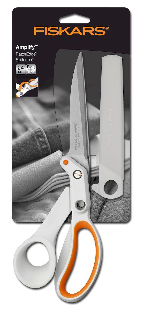 Ножницы Fiskars Amplify с высокой производительностью 24 см