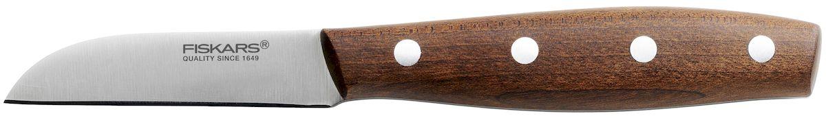 Нож для очистки корнеплодов Fiskars Norr, длина лезвия 7 см sebastian разглаживающие капли блеск liquid gloss flaunt styling 50 мл