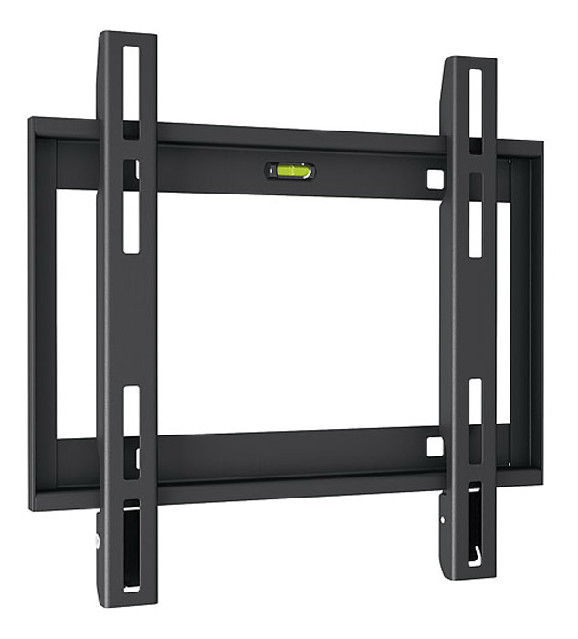 Holder LCD-F2608-B, Black кронштейн для ТВ holder lcds 5065 black gloss кронштейн для тв