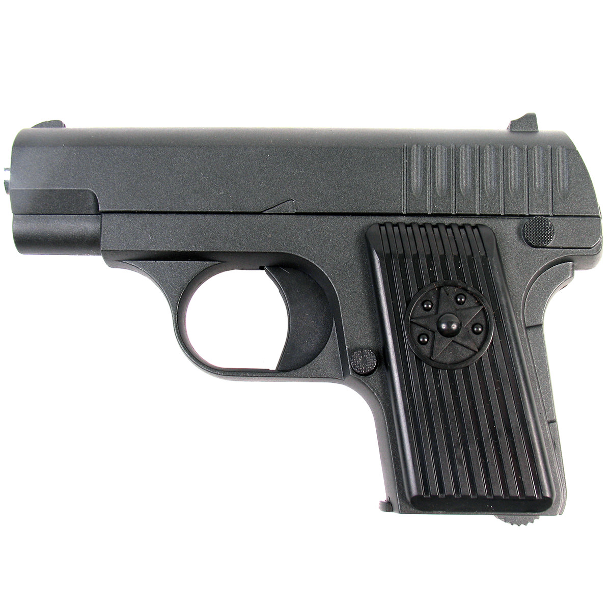 Пистолет страйкбольный Galaxy G.11, пружинный, 6 мм пистолет страйкбольный galaxy g 3 пружинный 6 мм