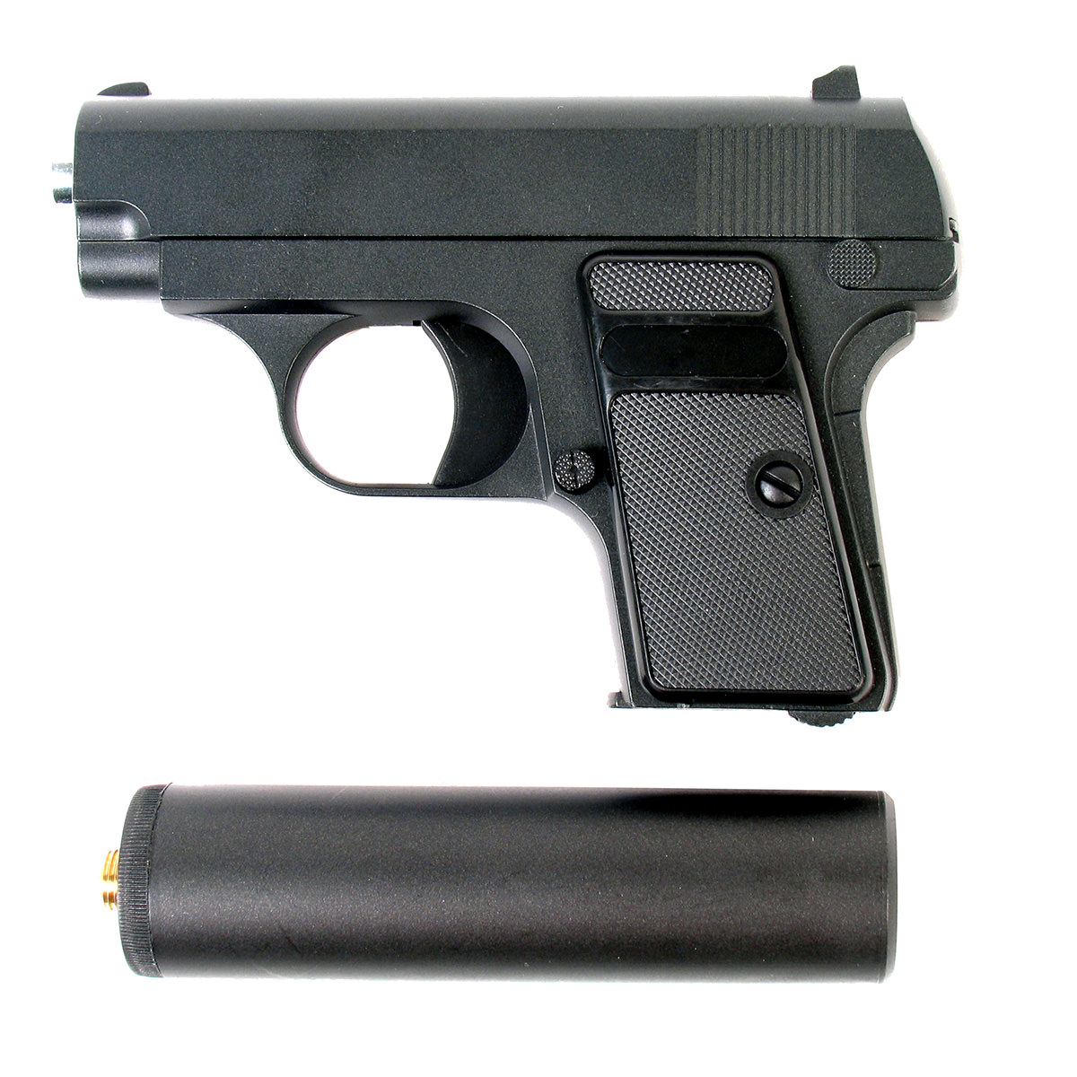 где купить Пистолет страйкбольный Galaxy