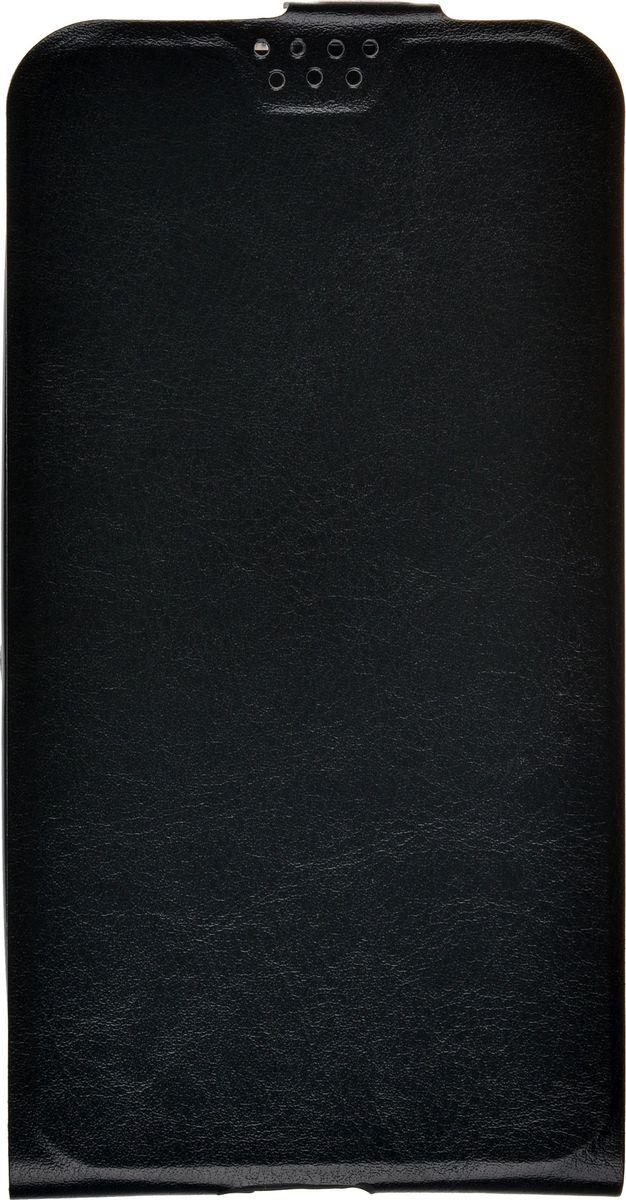 Skinbox Slim флип-чехол для Asus Zenfone Go ZB551KL, Black