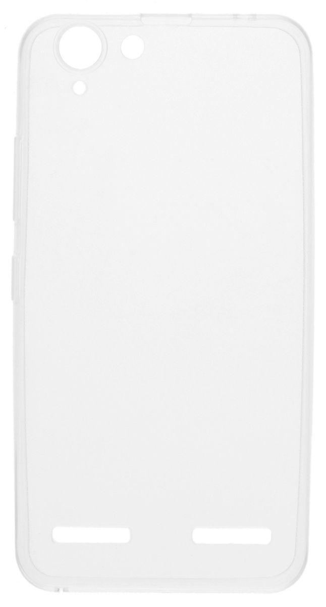 Skinbox Slim Silicone чехол-накладка для Lenovo K5/K5 Plus, Clear цены