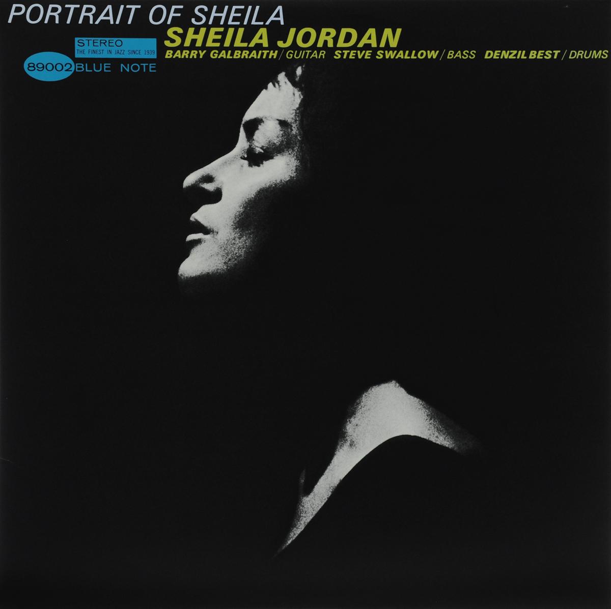 Шейла Джордан Sheila Jordon. Portrait Of Sheila (LP) sheila