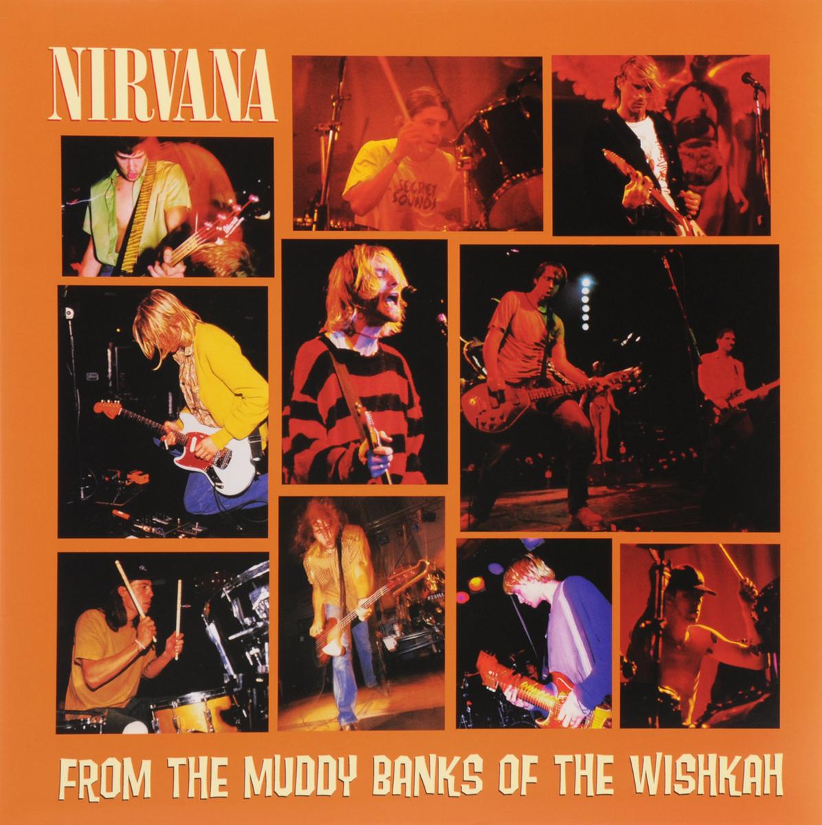 Nirvana Nirvana. From The Muddy Banks Of The Wishkah (2 LP) nirvana nirvana live at the paramount 2 lp