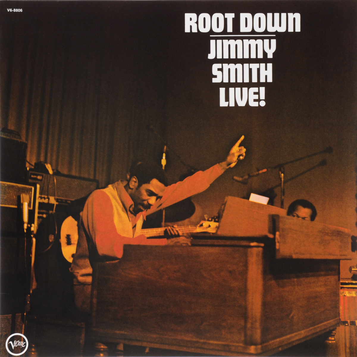 лучшая цена Джимми Смит Jimmy Smith. Live! Root Down