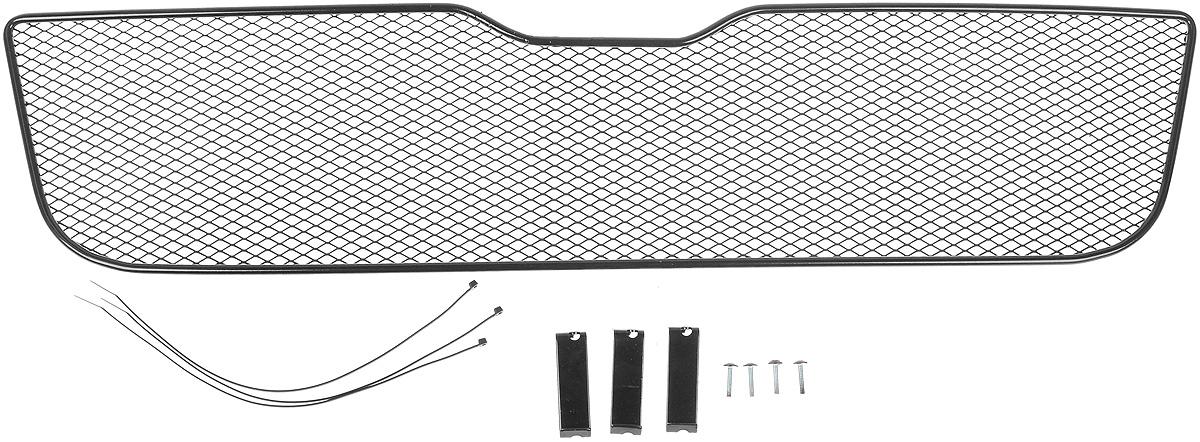 Сетка для защиты радиатора Arbori, внешняя, для Nissan Qashqai (2006-2010) сетка на бампер внешняя arbori для peugeot boxer 2007 2014 3 шт