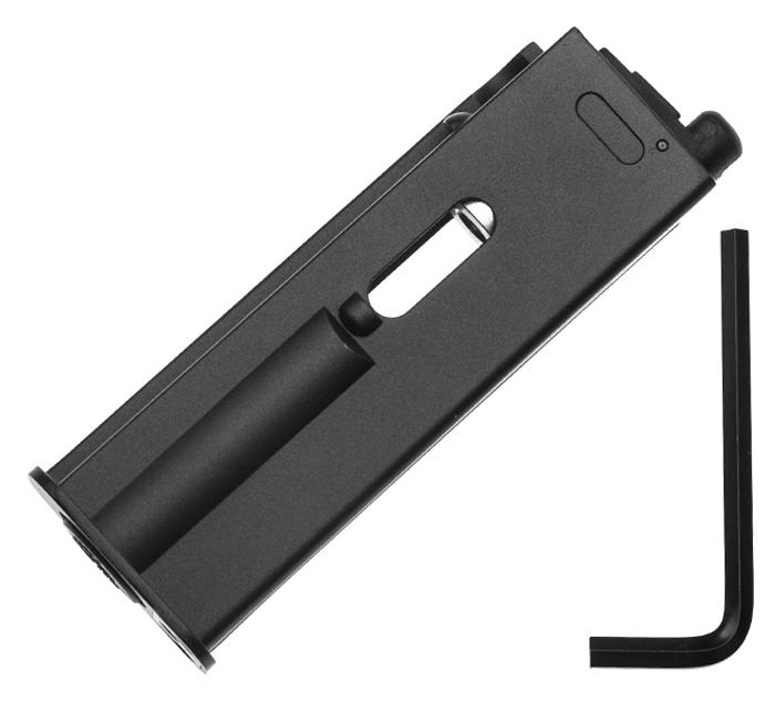 Магазин для Gletcher М712, 4,5 мм. 48478 цена