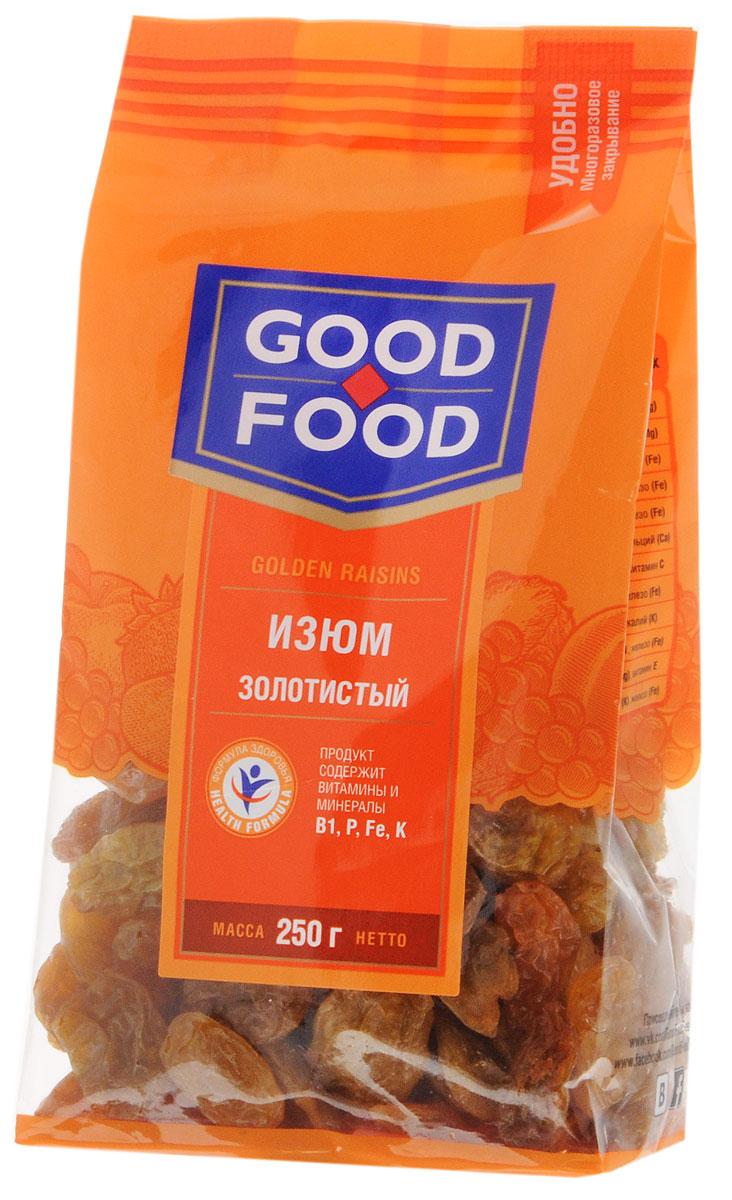 Good Food изюмзолотистый,250г