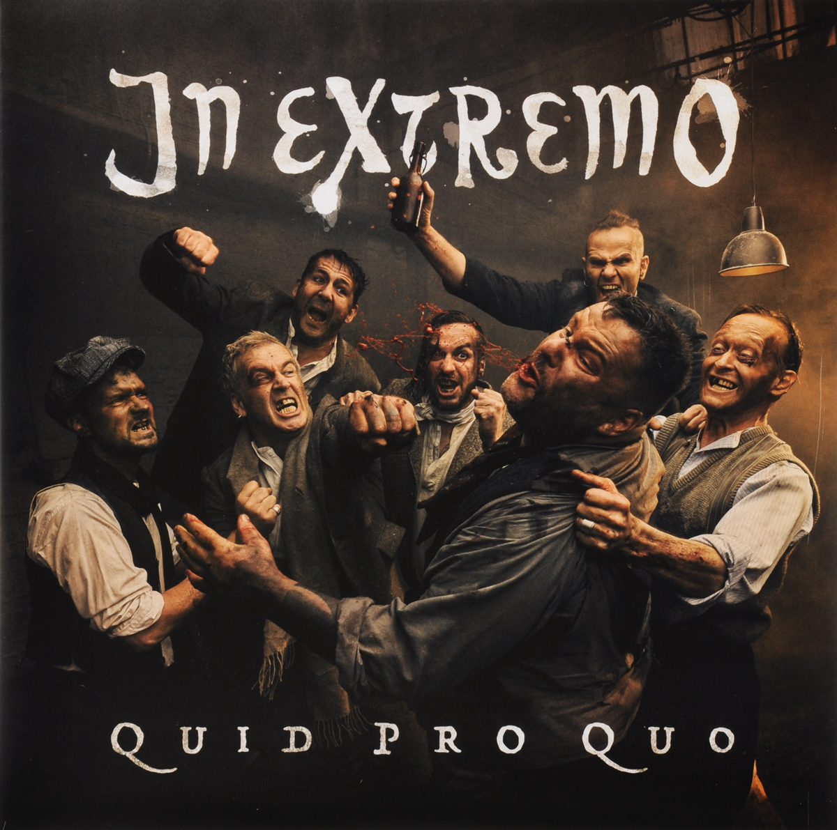In Extremo In Extremo. Quid Pro Quo (LP) 4 in 1