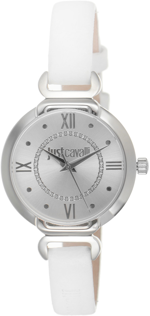 Часы наручные женские Just Cavalli, цвет: белый. R7251526502 цена 2017