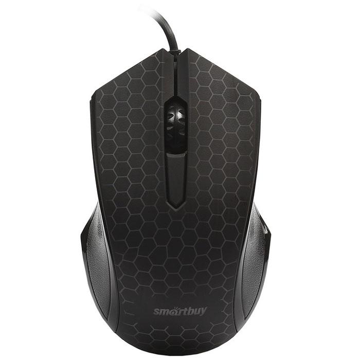 лучшая цена Мышь SmartBuy One 334, Black