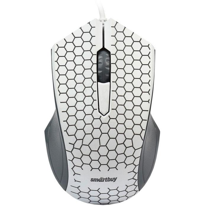 Мышь SMARTBUY SBM-334 -W, белый