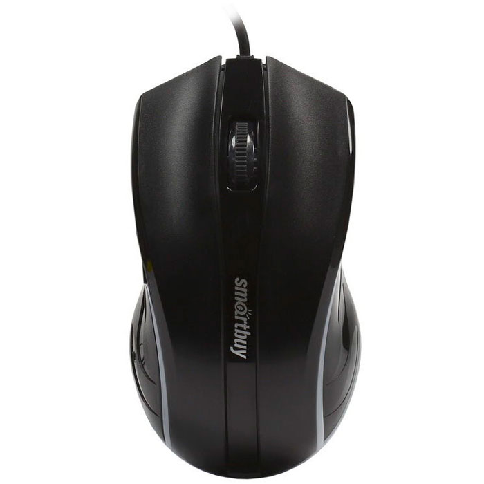 лучшая цена Мышь SmartBuy One 338, Black
