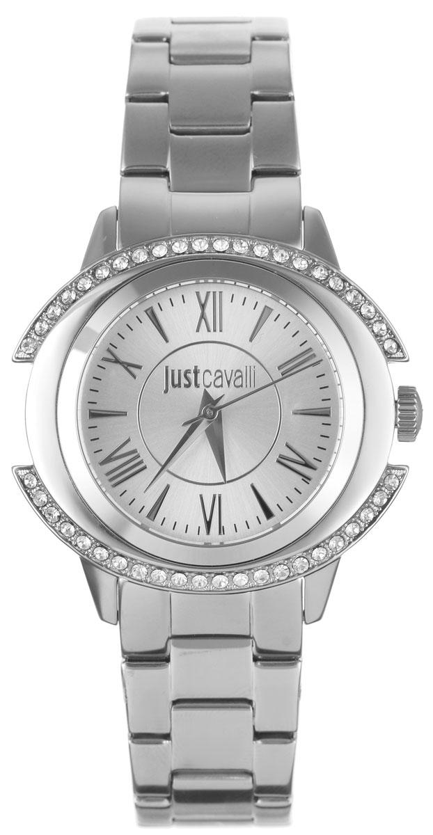 Часы наручные женские Just Cavalli, цвет: серебристый. R7253216504 все цены