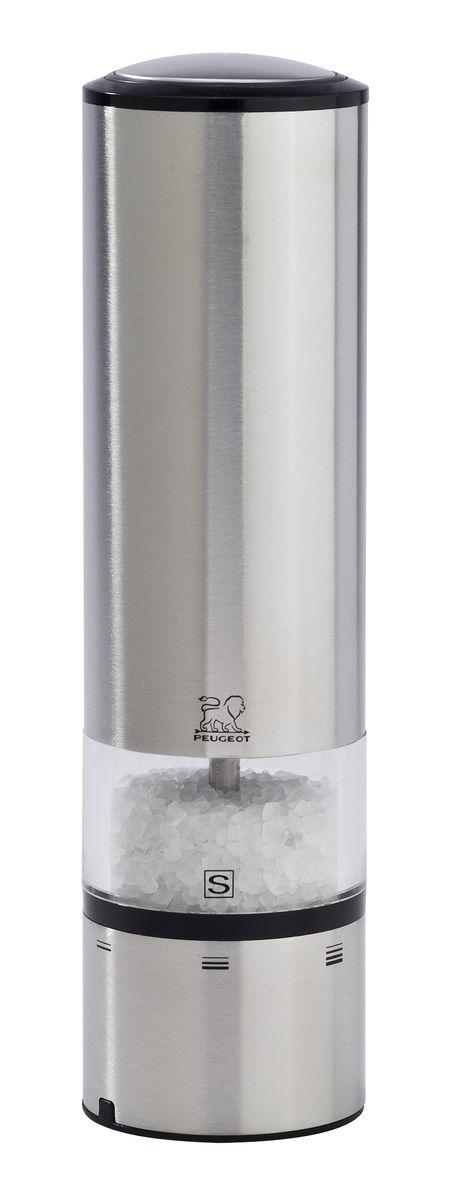 Мельница для соли и перца Peugeot Elis Sense, электрическая, высота 20 см