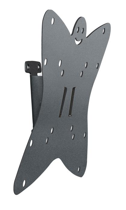 Holder LCDS-5051, Metallic кронштейн для ТВ holder lcds 5065 black gloss кронштейн для тв