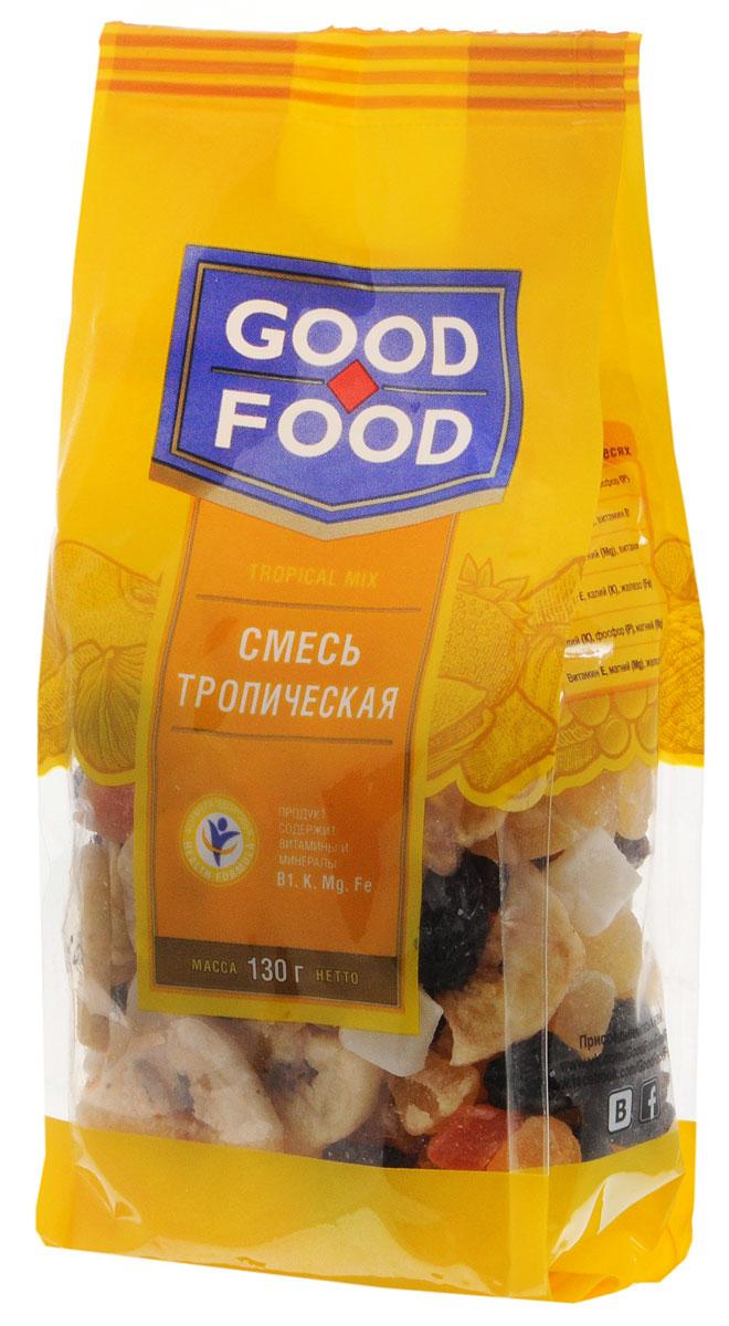 Good Foodсмесьтропическая,130г смесь для выпечки почти печенье матча шоколад кокос 370 г