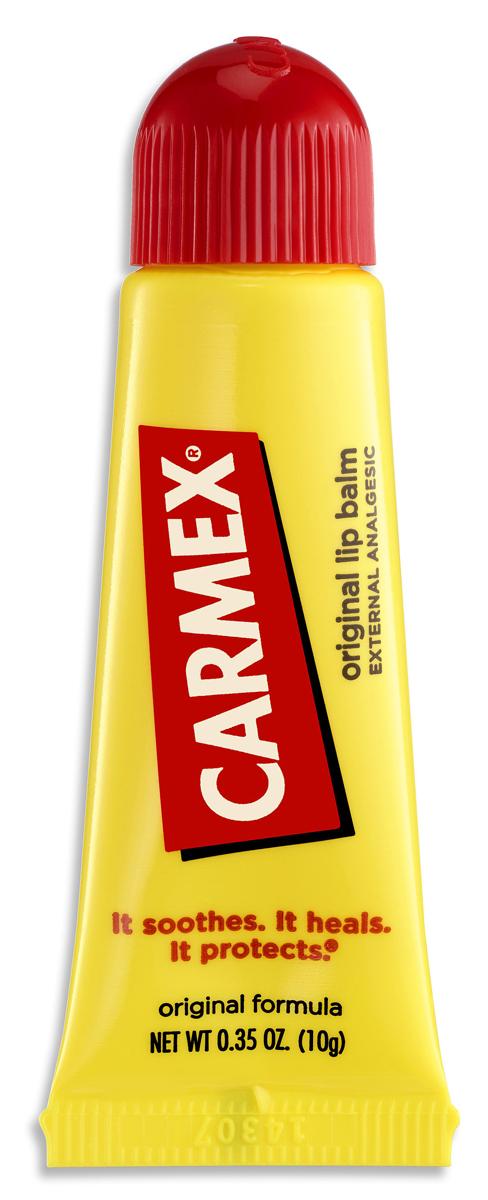 Carmex Бальзам для губ классический,туба в блистере, 10 г00694CXУникальная формула CARMEX содержит специальные ингредиенты, которые вызывают ощущение покалывания - это означает, что CARMEX работает; увлажняя и защищая губы, делает их мягкими и здоровыми. Рекомендуем!