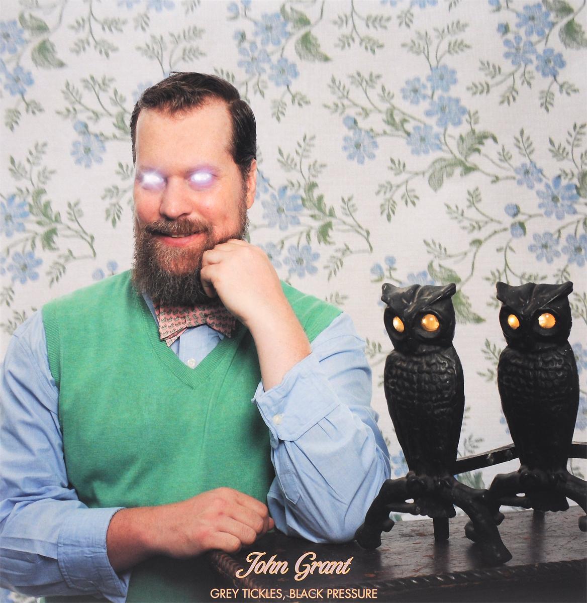 Джон Грант John Grant. Grey Tickles, Black Pressure (2 LP) кендрик ламар kendrick lamar damn 2 lp
