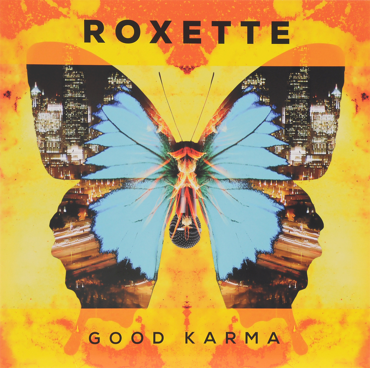 Roxette Roxette. Good Karma (LP) good karma diet