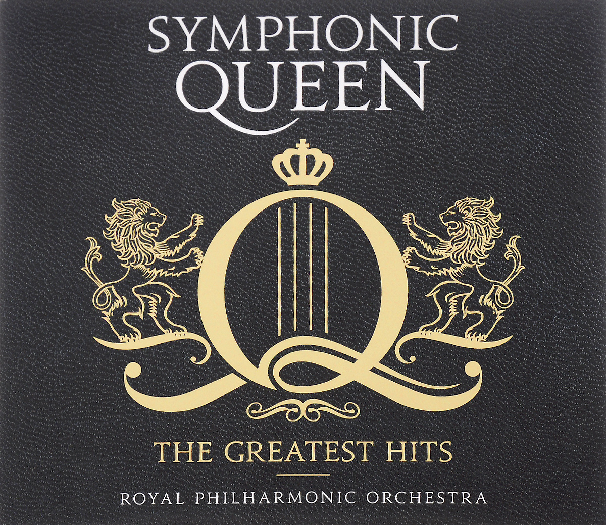 Royal Philharmonic Orchestra,Мэттью Фримэн Symphonic Queen. The Greatest Hits цена и фото