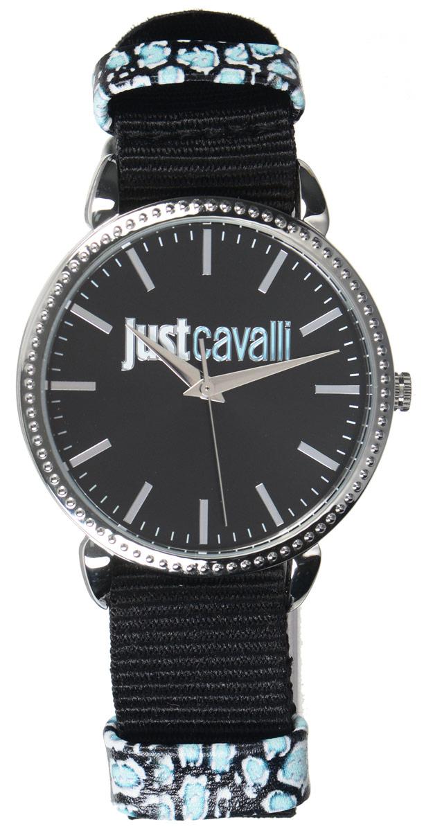 Часы наручные женские Just Cavalli, цвет: черный. R7251528505 все цены