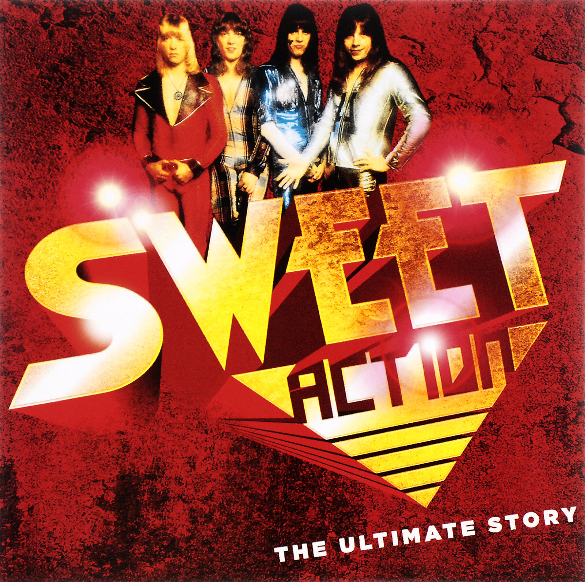 Sweet Sweet. Action The Ultimate Story (2 CD) элейн пэйдж elaine paige the ultimate collection 2 cd
