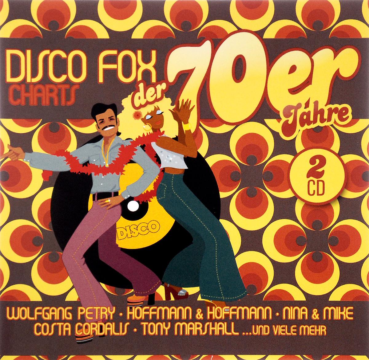 Disco Fox Charts Der 70er. Jahre (2 CD)