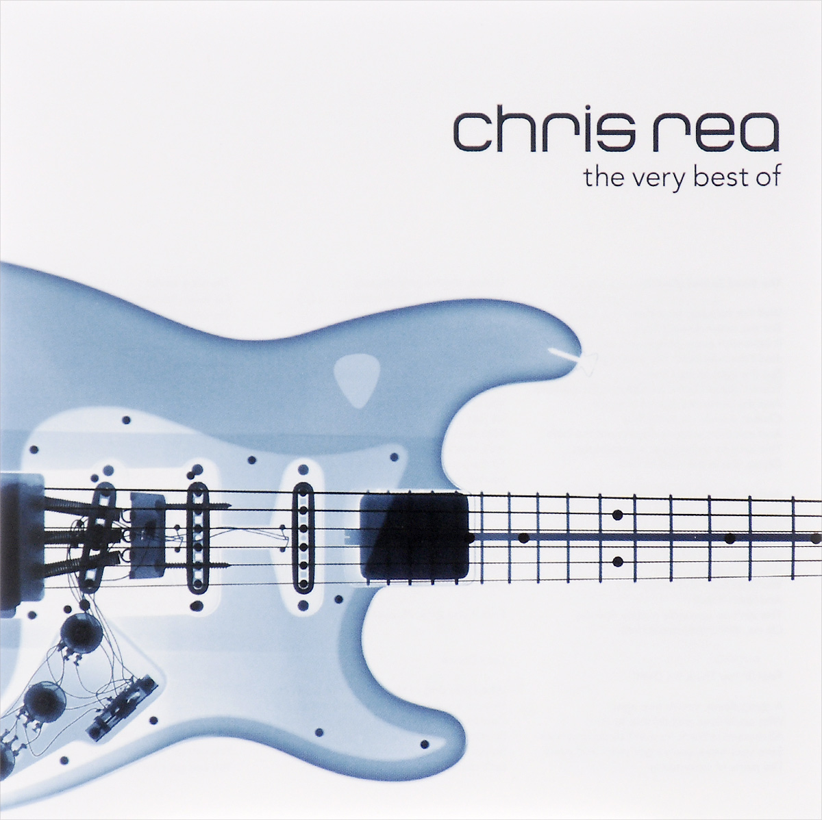 Крис Ри Chris Rea. The Very Best Of